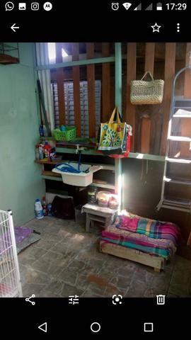 Troco barraco cadastrado no primeiro beco da vila esperança em apartamento - Foto 3