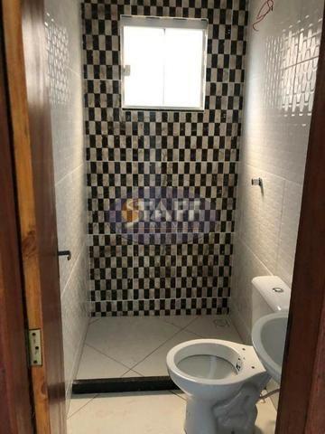 OLV-Bela casa 2 quartos sendo 1 suite, á 100 m da praia em Unamar-Cabo Frio!! CA1359 - Foto 7
