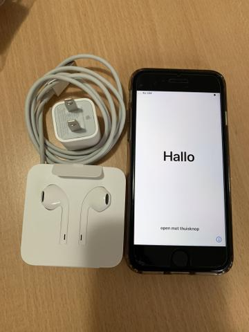 IPhone 8 64GB Preto desbloqueado completo