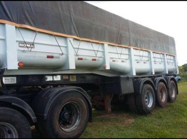 Caçamba no Scania 113 360 1995