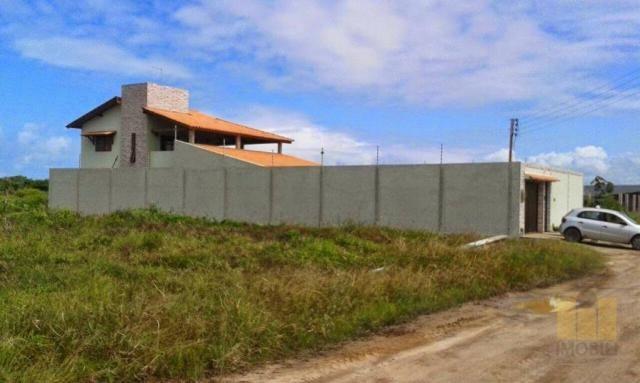 Terreno residencial à venda, barra nova, marechal deodoro. - Foto 2