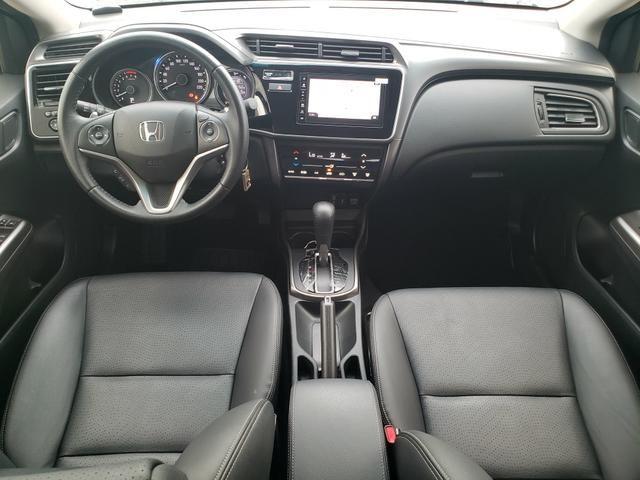 Honda City EXL automático 2018 - Foto 9