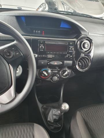 Toyota Etios 1.5 2018 unico dono!!! - Foto 6