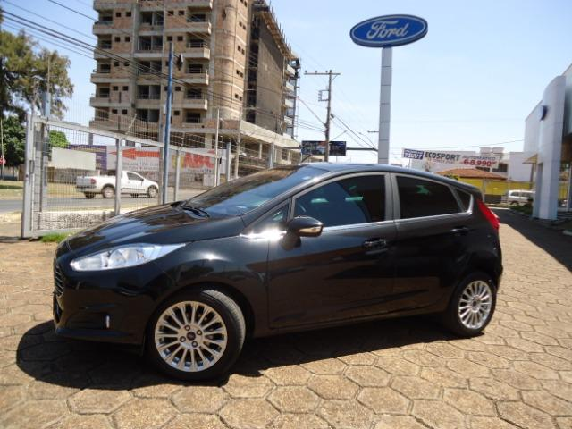 Ford New Fiesta Titanium 1.6 at 16/16 - Foto 5