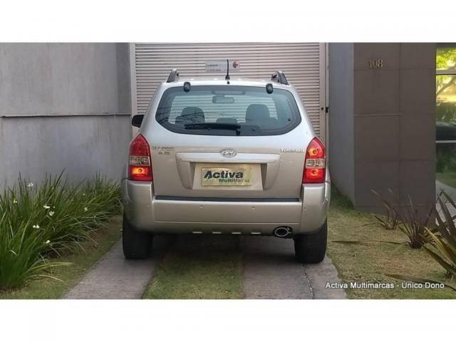 Hyundai Tucson 2.0 MPFI GL 16V 142CV 2WD GASOLINA 4P AUTOMÁTICO - Foto 9