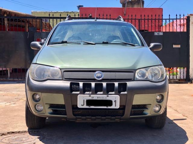 Fiat Palio Weekend Adventure Try On 1.8 8V (Flex) - Foto 2