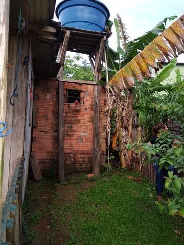 Vendo casa de Madeira placas - Foto 4