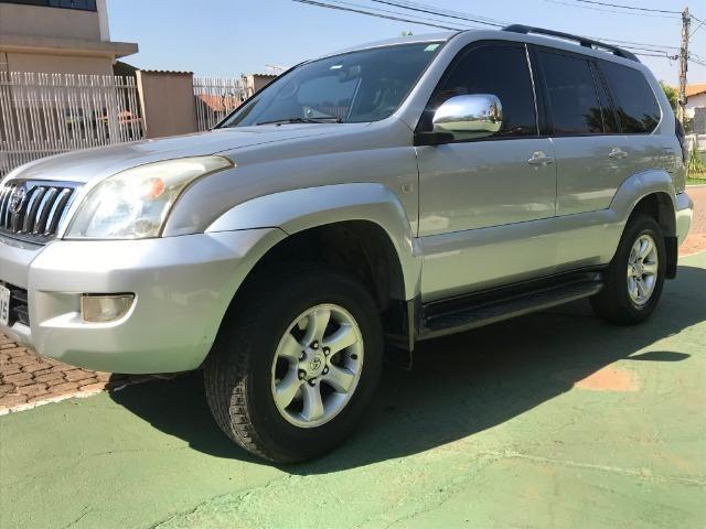 Toyota Prado 8 lugares, Só DF, conservadíssima, completa e revisada - Foto 6