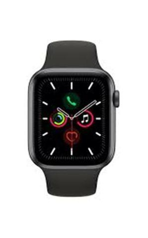 Lançamento Apple Watch 5 44mm Preto