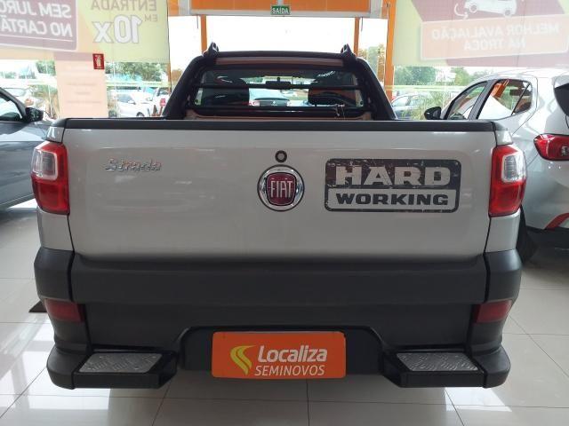 FIAT STRADA 2018/2018 1.4 MPI HARD WORKING CS 8V FLEX 2P MANUAL - Foto 4