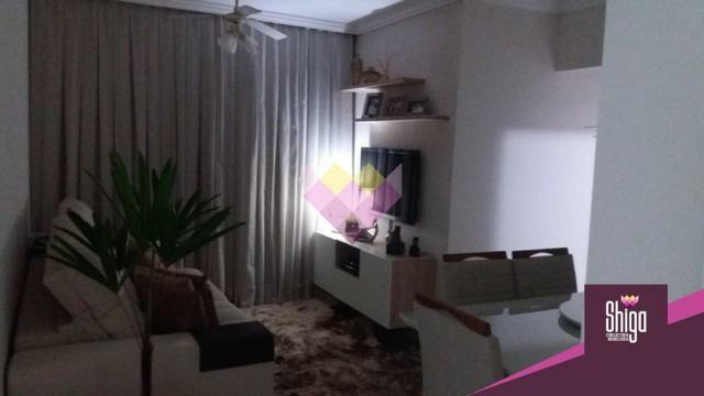 Lindo apartamento 03 dormitórios - Floradas - REF0218