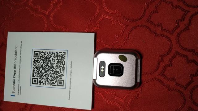 Smartwatch com pulseira de brinde - Foto 2