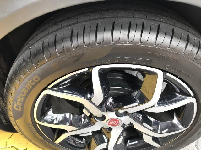 Belíssimo Argo HGT 1.8 16V - Carro igual a Zero, de Garagem, apenas 7.931Km - Foto 7