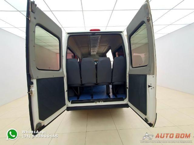 Fiat Ducato Minibus MultiJet Teto Alto 15 Lugares! Impecável! Completa! 2.3 16V 127CV - Foto 6