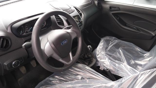 Ford ka hatch se 1.0flex completo - Foto 5