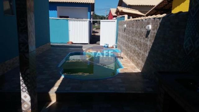 OLV-Casa com 2 dormitórios à venda, 150 m² por R$ 95.000 - Cabo Frio/RJ CA1343 - Foto 5