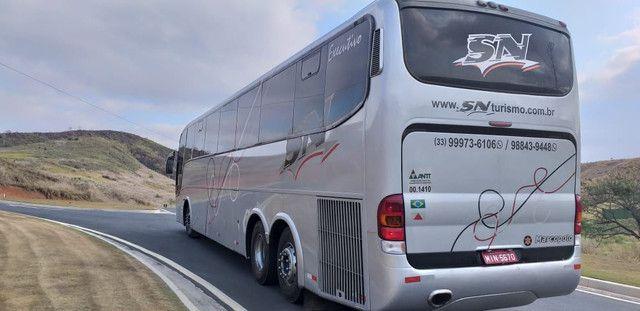 Ônibus Executivo Scania k124 confort ship - Foto 4