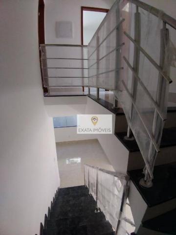 Lançamento! Casas 03 suítes a 150m da Rodovia, Jardim Marilea/Rio das Ostras. - Foto 17