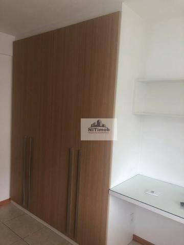 Excelente Apartamento na Mariz e Barros 272 em Icaraí no Condomínio Calle Veronna, com arm - Foto 9