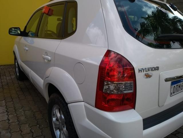 TUCSON 2014/2015 2.0 MPFI GLS 16V 143CV 2WD FLEX 4P AUTOMÁTICO - Foto 7