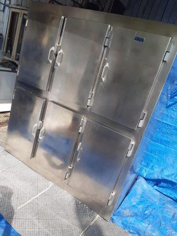 Câmara Fria Industrial 1480 litros