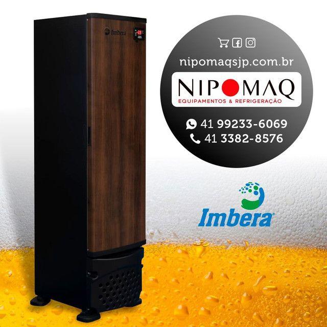 CCV-315 Cervejeira Porta Adesivada Happy Hour 110v ou 220v - Imbera - Foto 5
