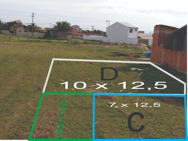 S 521 Fração de Terreno no Condomínio Gravatá I em Unamar - Tamoios - Cabo Frio/RJ - Foto 6