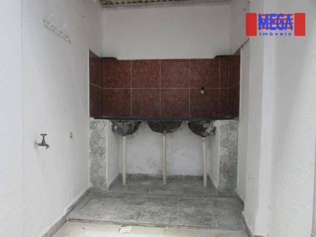 Casa com 2 quartos para venda ou aluguel, próximo à av. Jovita Feitosa - Foto 10