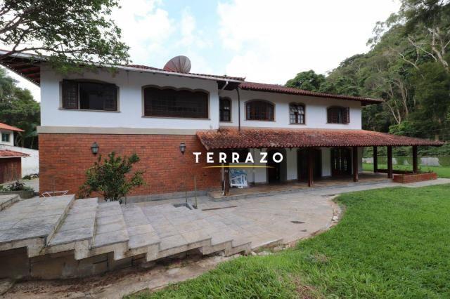 Casa para alugar, 1000 m² por R$ 1.500,00/dia - Golfe - Teresópolis/RJ - Foto 8