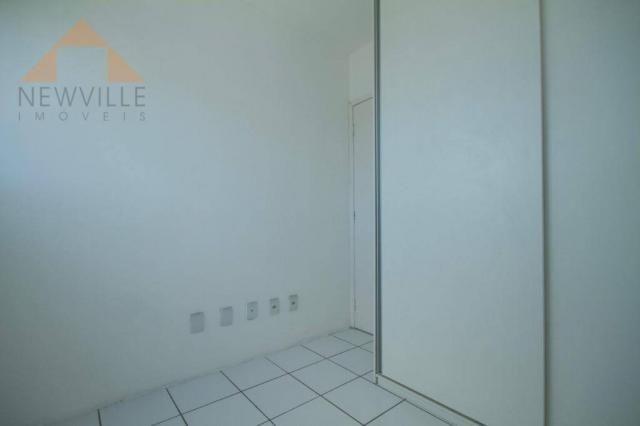 Apartamento com 3 quartos para alugar, 94 m² por R$ 3.785/mês - Boa Viagem - Recife/PE - Foto 11