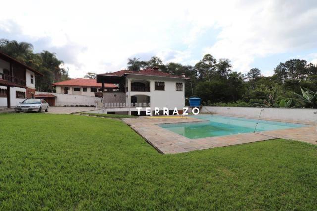 Casa para alugar, 1000 m² por R$ 1.500,00/dia - Golfe - Teresópolis/RJ - Foto 2