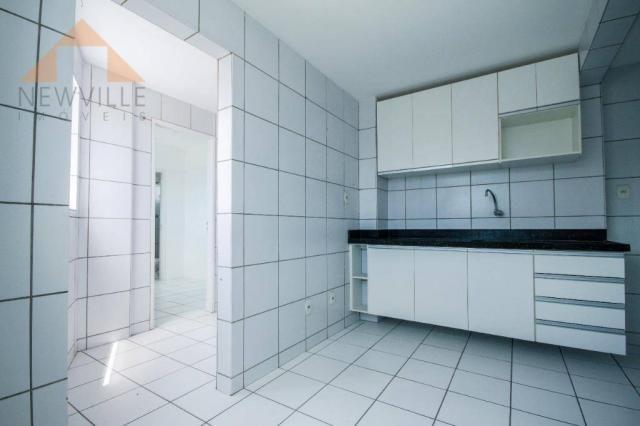 Apartamento com 3 quartos para alugar, 94 m² por R$ 3.785/mês - Boa Viagem - Recife/PE - Foto 19