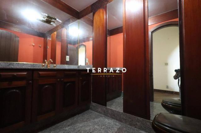 Casa para alugar, 1000 m² por R$ 1.500,00/dia - Golfe - Teresópolis/RJ - Foto 18