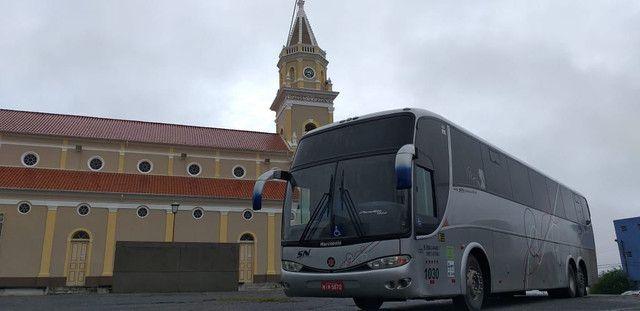 Ônibus Executivo Scania k124 confort ship - Foto 7