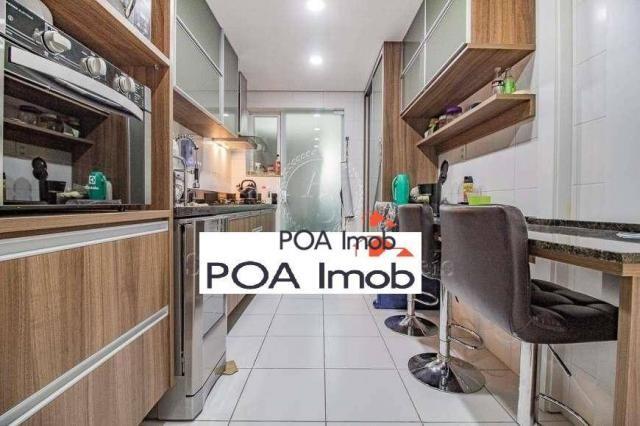 Apartamento com 2 dormitórios à venda, 114 m² por R$ 964.000,00 - Jardim do Salso - Porto  - Foto 12