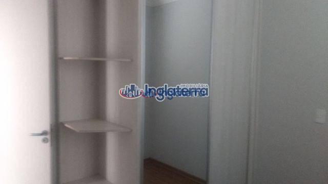Apartamento com 3 dormitórios à venda, 75 m² por R$ 295.000 - Vale dos Tucanos - Londrina/ - Foto 14