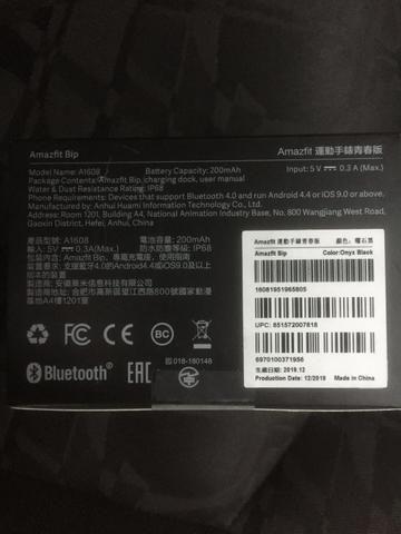 Relógio Xiaomi Amazfit - Foto 3