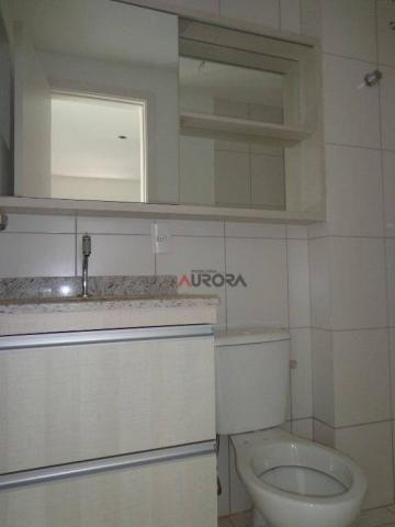Apartamento com 2 dormitórios para alugar, 52 m² por R$ 1.300,00/mês - Vila Brasil - Londr - Foto 4