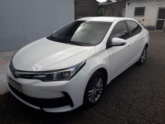 Corolla 2019!!! Aceito HILUX!!! - Foto 4