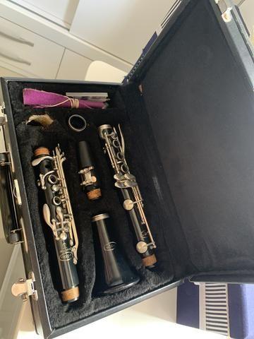 Clarinete ViTo 3 EUA importada - Foto 4