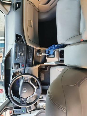 Honda Civic 2015 LXR Flex Branco - Completo - Foto 9