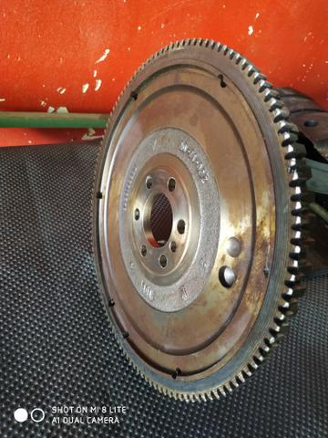 Volante Motor Peugeot 206 / 207 C3 1.6 16v Original - Foto 2
