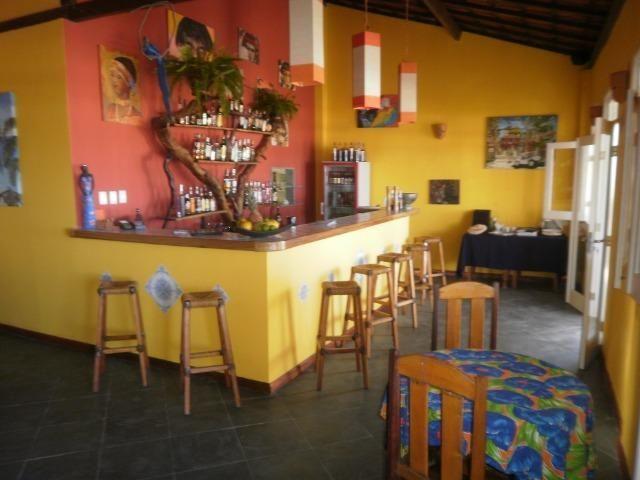 Restaurante , Pousada, frente a baia de todos o santos, ilha de Itaparica - Foto 8