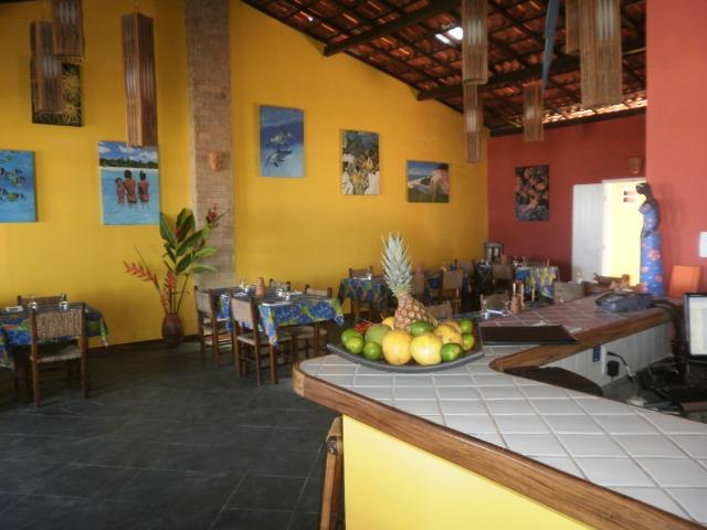 Restaurante , Pousada, frente a baia de todos o santos, ilha de Itaparica - Foto 9