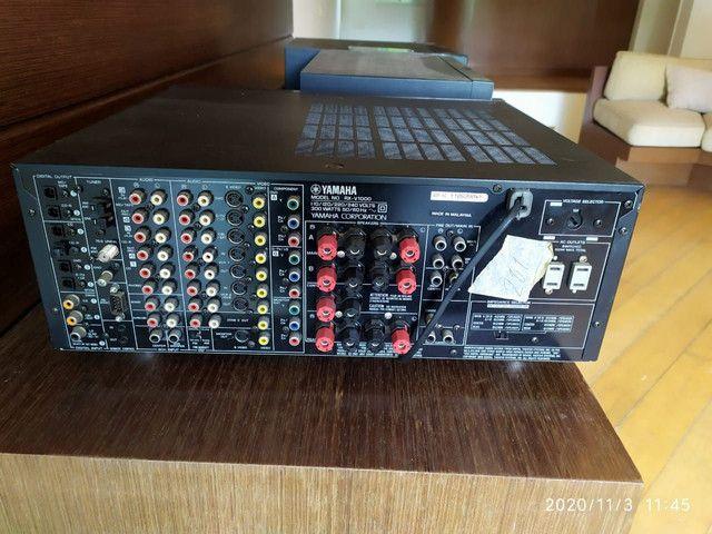 Amplificador Yamaha - Foto 2