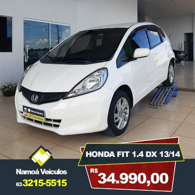 Honda Fit Dx 1.4 Flex 16v Aut