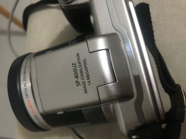 Câmera Olympus SP-800UZ - Foto 3