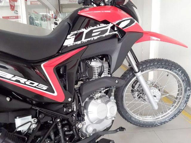 Honda bros 160 esdd 2020 - Foto 2