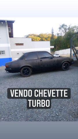 Chevette turbo motor recém revisado