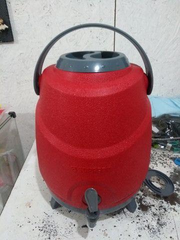 Garrafa térmica 9 litros - Foto 2